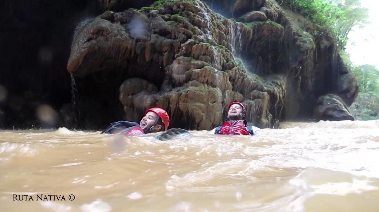 Ruta Nativa Rafting 5