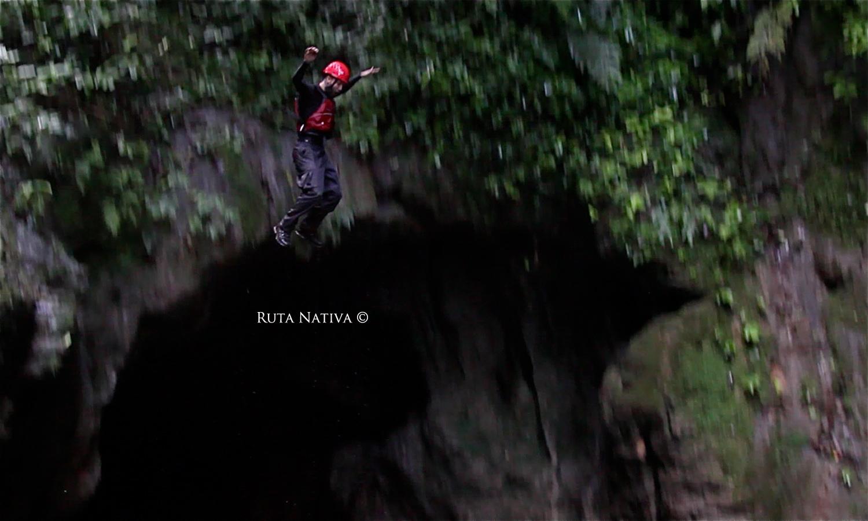 Ruta Nativa Salto 1